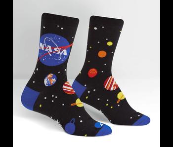 Sock It To Me Women's Crew: NASA Solar System