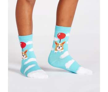 Sock It To Me Youth Crew: Pup Pup & Away