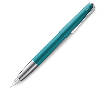 LAMY FOUNTAIN PEN STUDIO AQUARMARINE M