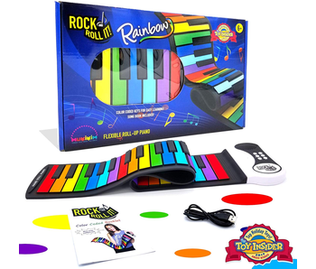 Rock and Roll it! Rainbow Piano