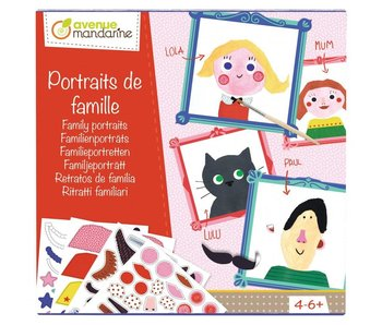 Creative Box - Family Portraits