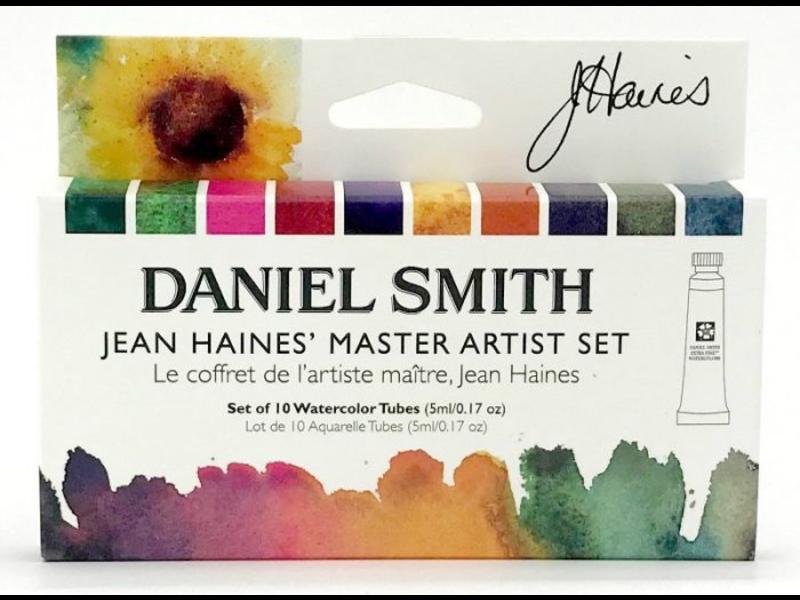 "Dan Smith Watercolour JEAN H MASTR 5ML SET/10"""