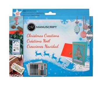 Manuscript Christmas Creations