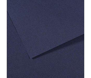 CANSON MI-TEINTES 19x25 INDIGO BLUE