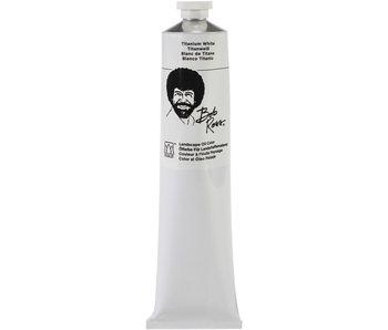Bob Ross Oil 200ml Titan White