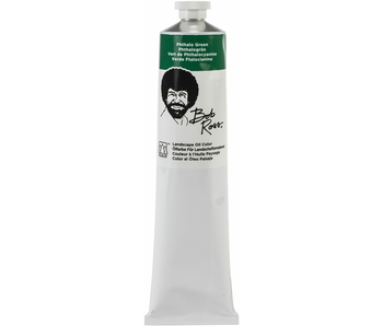 Bob Ross Oil 200ml Phthalo Green