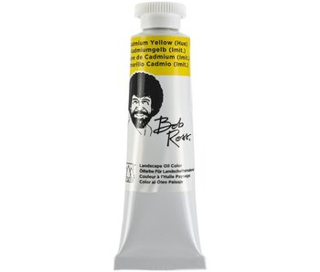 Bob Ross Oil 37ml Cadmium Yellow