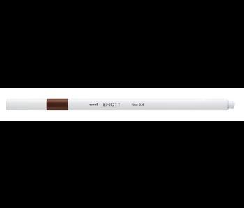 EMOTT - 0.4 mm Fine Brown
