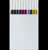 EMOTT - 0.4 mm Fine 10 Count Set #3