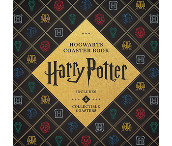 Hogwart's Coaster Book Harry Potter