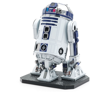 Metal Earth 3D Model: Iconx R2-D2