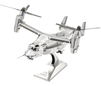 Metal Earth 3D Model : V-22 Osprey