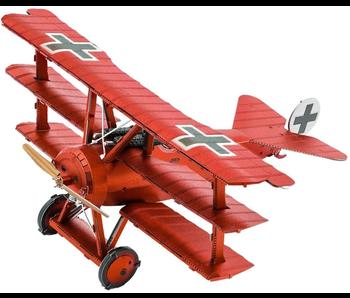 Metal Earth 3D Model : Iconx Fokker Dr. I Triplane
