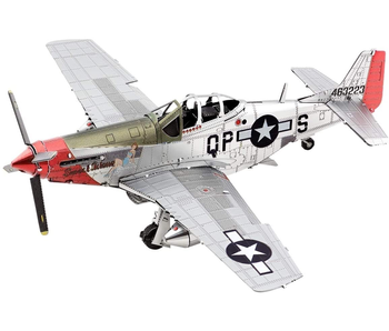 Metal Earth 3D Model: P-51D Mustang