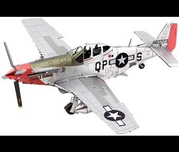 Metal Earth 3D Model: P-51D Mustang