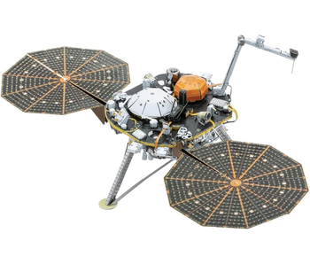 Metal Earth 3D Model: Insight Mars Lander