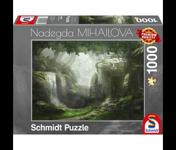 SCHMIDT PUZZLE 1000: NADEGDA MIHAILOVA - SANCTUARY