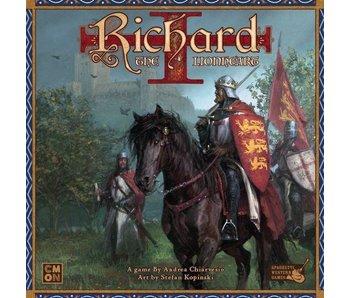 RICHARD THE LIONHEART BOARD GAME