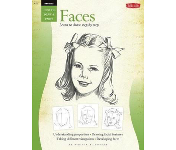 WF HOW TO DRAW AND PAINT Faces