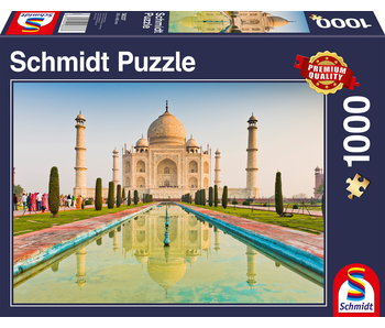 Schmidt Puzzle 1000 Taj Mahal