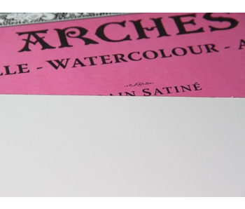 "ARCHES® Watercolour Hot Press 22 x 30"" - 300lb 5 sheet pack"