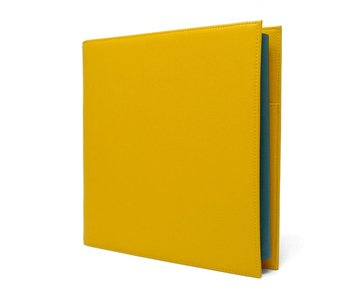 Ferris Wheel Press Always Right Folio Mustard Yellow