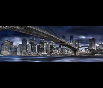 SCHMIDT PUZZLE 1000: New York Dark Night Manfred Voss Puzzle