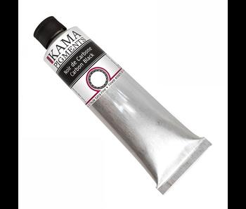 KAMA PIGMENTS ARTIST OIL 125ML Carbon Black