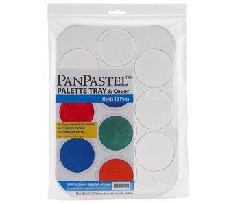 PanPastel Empty 10 Colour Tray