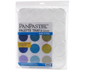 PanPastel Empty 20 Colour Tray