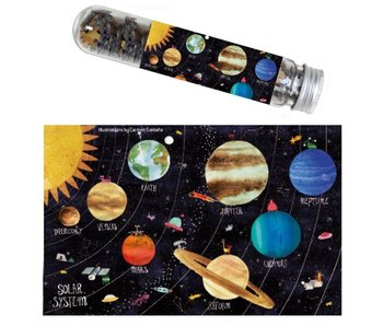 MICROPUZZLE: Earth & Planets Mix - Discover the Planets