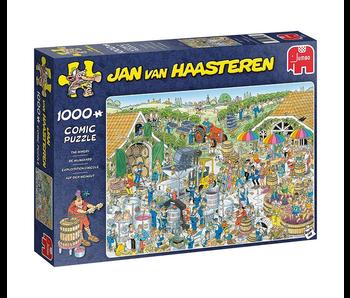 Jan Van Haasteren 1000 Piece The Winery Puzzle