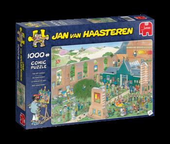 Jan Van Haasteren 1000 Piece The Art Market