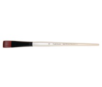 SIMPLY SIMMONS SYNTHETIC BRUSH LH STIFF BRIGHT 12