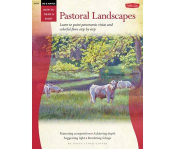 WF HOW TO DRAW & PAINT PASTORAL LANDSCAPES
