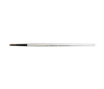 SIMPLY SIMMONS SYNTHETIC BRUSH LH STIFF ROUND 4