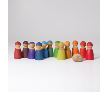 GRIMM'S SPIEL UND HOLZ PEOPLE ( sold individually)