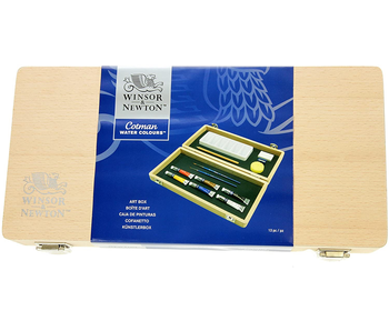 COTMAN WOODEN BOX SET