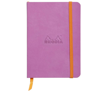 Rhodia Rhodiarama Softback Dot 4x5.75 Lilac