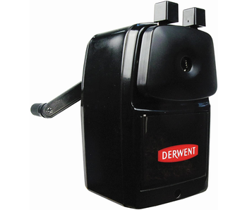 DERWENT SUPER POINT MANUAL HELICAL METAL PENCIL SHARPENER
