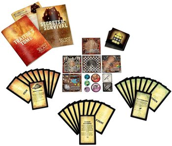 BETRAYAL AT HOUSE ON THE HILL WIDOW'S WALK - AN EXPANSION