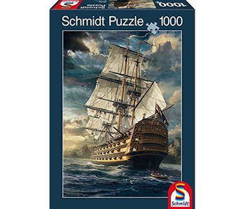 SCHMIDT PUZZLE 1000: SAILS SET