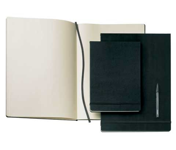 MOLESKINE A4 RULED NOTEBOOK HC