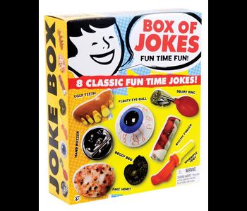 BOX OF JOKES FUN TIME FUN