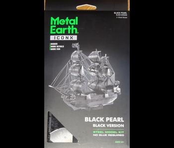 Metal Earth 3D Model : Black Pearl Black Version
