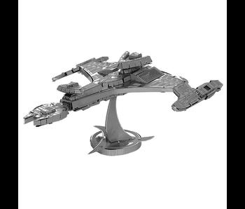 Metal Earth 3D Model : Kingon Vor'cha Class