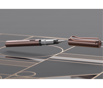 Lamy Fountain Pen LX Marron F