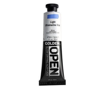 Golden Open 2oz Light Ultramarine Blue Series 2