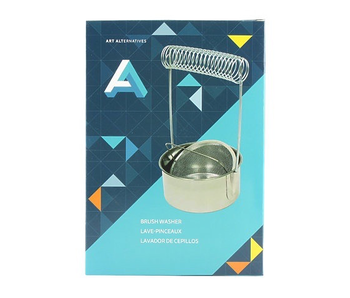 ART ALTERNATIVES STEEL BRUSH WASHER