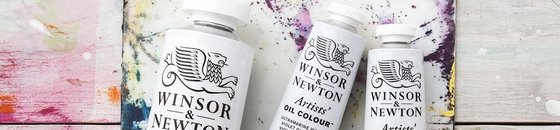 Winsor Newton Oil Colours